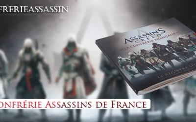 Confrérie Assassin – le livret récompense