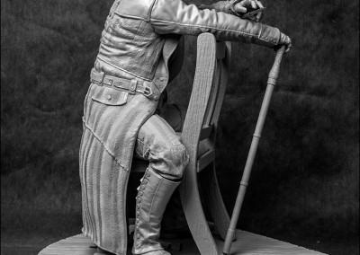 Statue Jacob Frye - Profil D