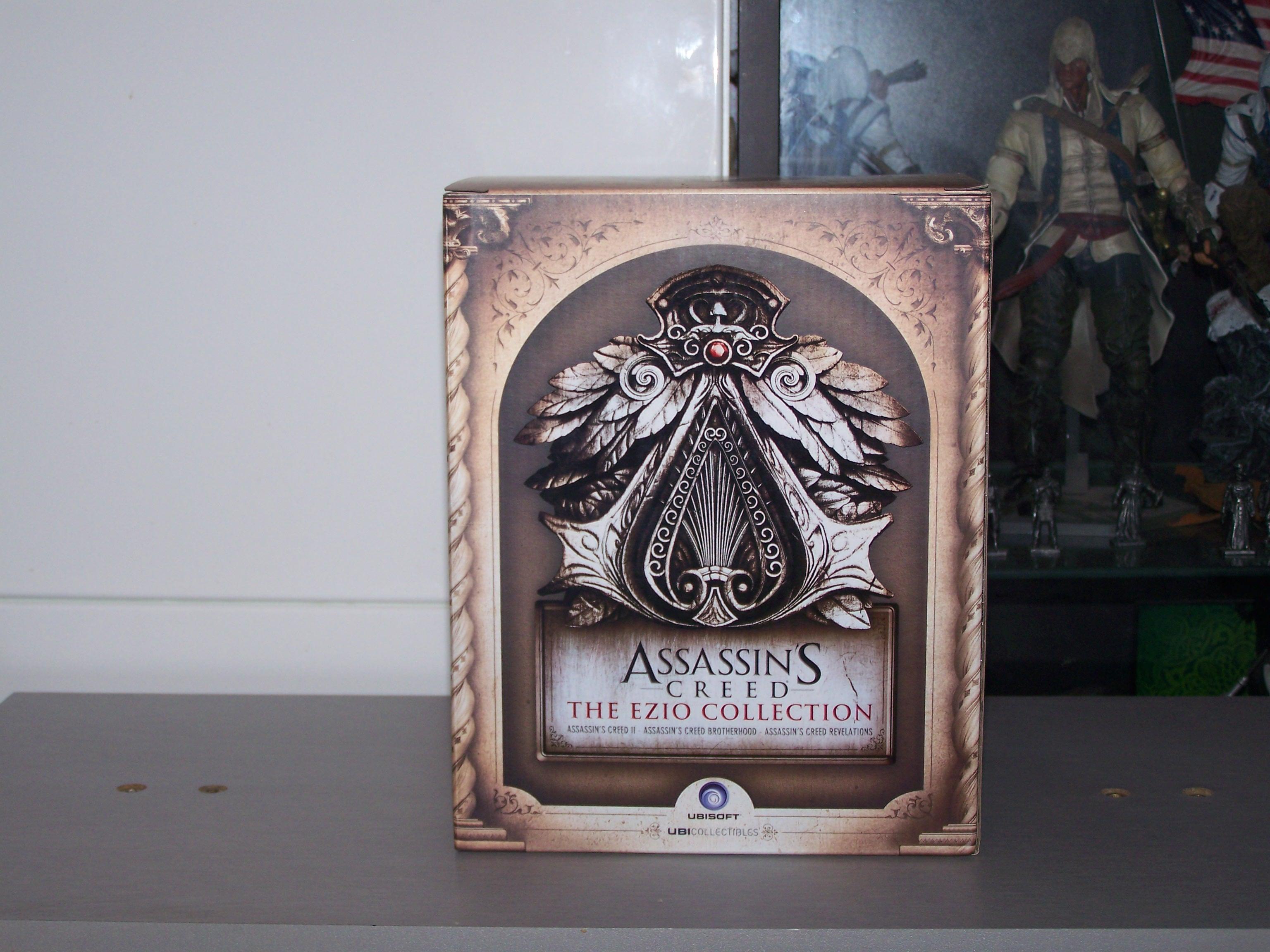 Assassin's Creed Ezio Collection Edition Collector