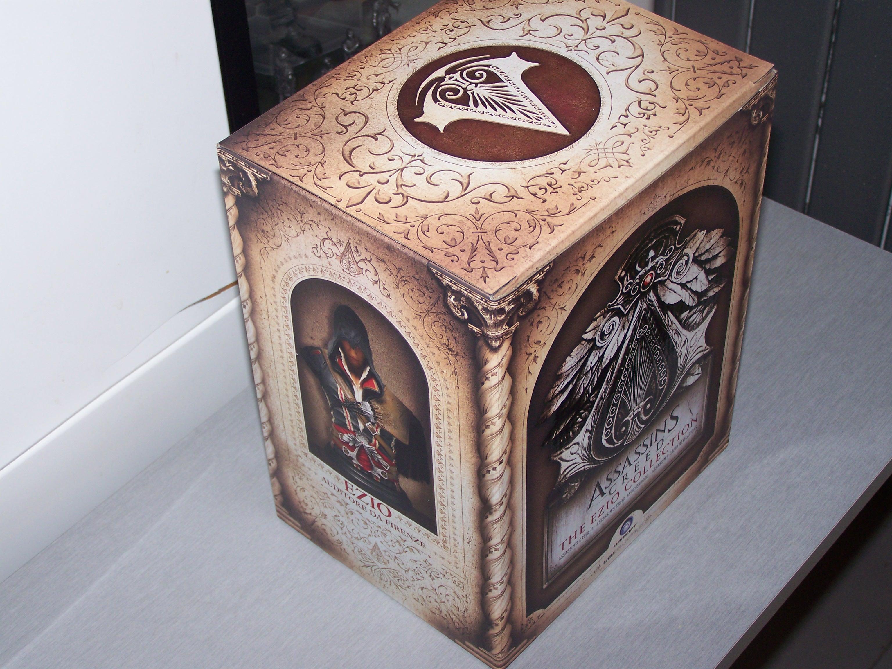Assassin's Creed Ezio Collection Boitier Collector