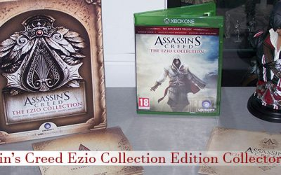 Edition Collector Assassin's Creed Ezio Collection