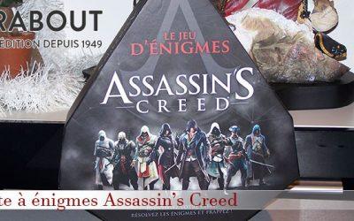 La boîte à énigmes Assassin's Creed