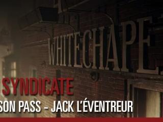 Assassin's Creed Syndicate Season Pass – Jack l'Éventreur