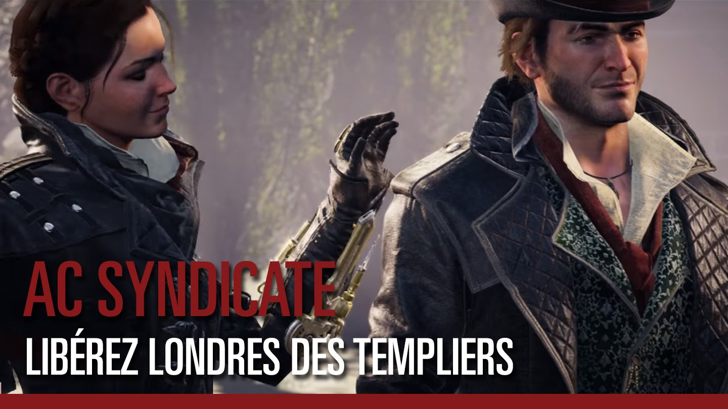 Assassin's Creed Syndicate - Trailer de lancement Jacob