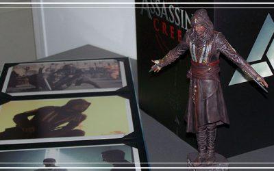 La figurine d'Aguilar par Project Triforce est arrivée